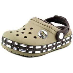 Chewbacca Star Wars Crocs Child Size 6/7
